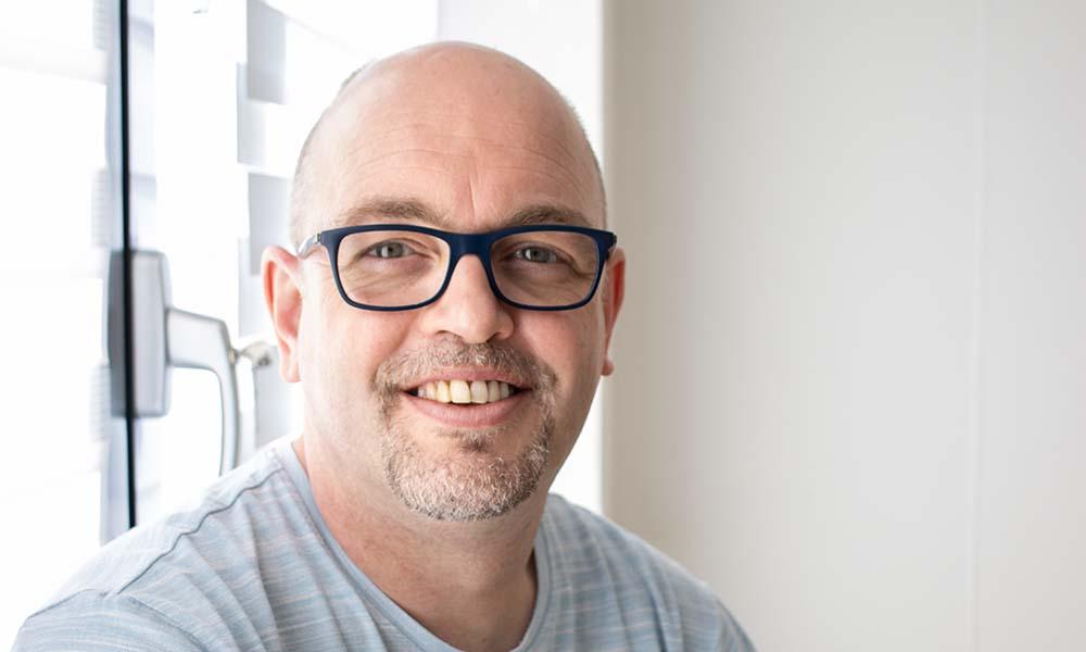 Maarten van Megen ervaart een bijzondere groei binnen Prisma